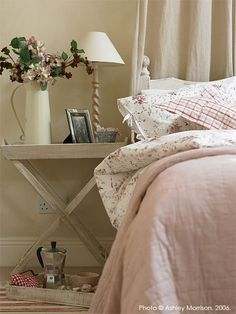 Love this cosy bedroom