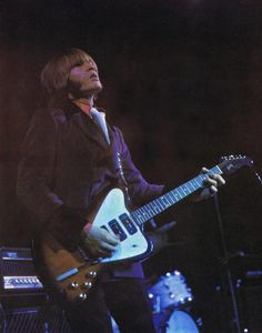 Brian on stage.