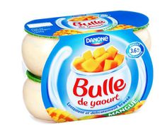 BULLE DE YAOURT pour Danone