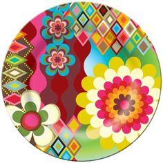 InkDish Kites Cereal Bowl | AllModern
