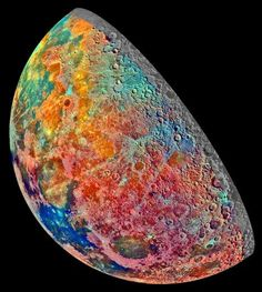 © NASA. Maan lijkt op andere manier te zijn ontstaan - Wetenschap & Gezondheid - VK