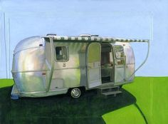 I would love a vintage airstream!!