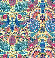 Peafuwl - Lunelli Textil | www.lunelli.com.br