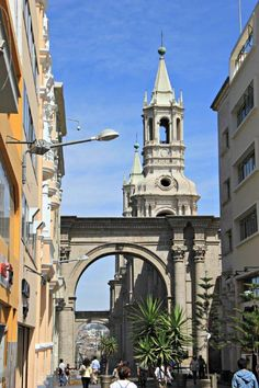 An Introduction to the Highlights of Amazing Arequipa www.compassandfork.com