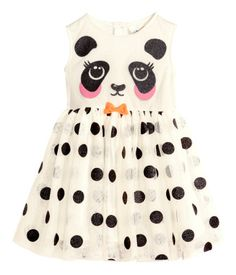 panda party dress! $18  | H&M US