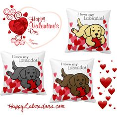 17 Best Labrador Valentine Designs Images In 2019