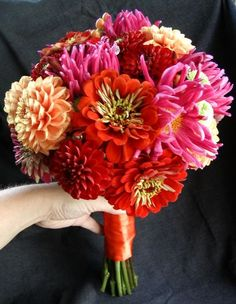 #Dahlia #Bouquet
