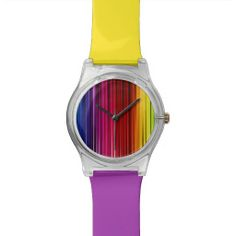 Gifts - Colorful May28th Watch - Holiday Gift Shop