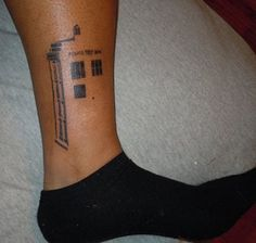 Image result for doctor who tattoos