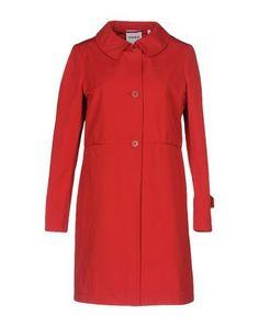 ASPESI Women's Overcoat Red XS INT