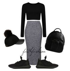 """Untitled #185"" by faithfashionash on Polyvore featuring Topshop, adidas Originals, Alexander Wang, women's clothing, women, female, woman, misses and juniors"