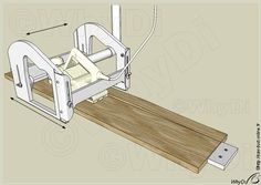 Woodworking task plans appear to be incredibly crucial when it pertains to make a surprising decoration for your house or workplace. Without woodwork your house decor looks insufficient as well as. Woodworking Skills, Woodworking Workshop, Woodworking Projects, Electric Planer, Wood Jig, Bois Diy, Old Tools, Homemade Tools, Tricks