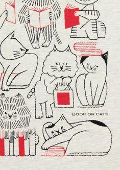 Toshiyuki Fukuda_BOOK OR CATS