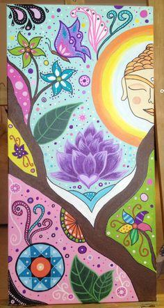 Minha tela: O astral Divino <3