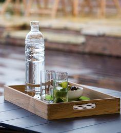 Fiona Teak Tray Designed by Jens Quistgaard