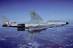 "CF-101F ""Voodoo"" 101002 425 Sq CF 12-04-84"