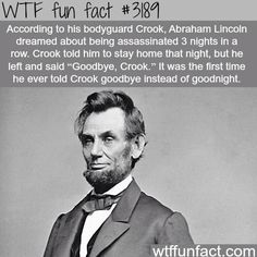 Image result for Fun fact Abraham lincoln