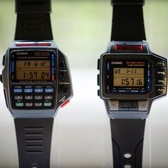 Casio's Surprising History of Smartwatches