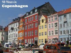 48 Hours in Copenhagen - City Guide
