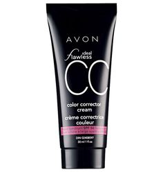 Avon Introduces Ideal Flawless CC Color Corrector Cream   To Get: http://www.youravon.com/srudek