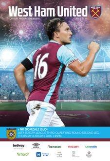 Into West Ham United? Browse our library of Official and fully licensed West Ham United Programmes and Publications Mark Noble, Football Program, West Ham, Europa League, Fa Cup, Premier League, That Way, Legends, Icons