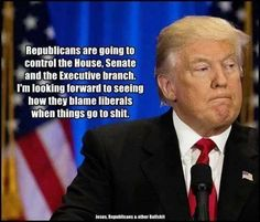 Unfortunately, some of the damage they cause will not be easily undone. --- Image from Jesus, Republicans and other Bullshit on Facebook.