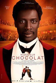 El payaso Chocolat (Omar Sy), el primer negro que trabajó en un circo francés, tuvo un enorme éxito a finales del siglo XIX. Fue también el primero en hacer publicidad, el que inspiró a otros artistas de la época como Toulouse Lautrec o a los hermanos Lumière participando en varias de sus primeras películas. http://absys.asturias.es/cgi-abnet_Bast/abnetop?SUBC=03240101&ACC=DOSEARCH&xsqf01=chocolat+dvd+zem