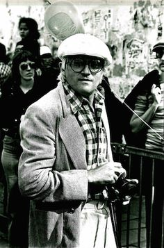 John Minihan: David Hockney