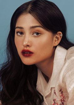 Pepper — Maureen Wroblewitz — born in 1998 — Saudi Arabia Human Reference, Photo Reference, Beauty Makeup, Hair Makeup, Hair Beauty, Maureen Wroblewitz, Pretty People, Beautiful People, 3 4 Face