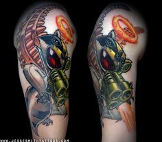b37b79e18 TATTOOS Archives - Page 6 of 8 - Jesse Smith Tattoos Virginia Tattoo,  Paradise Tattoo