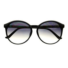 Large Retro Celebrity Fashion Round Sunglasses R2630