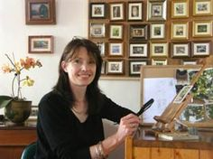 artist and illustrator tracy hall