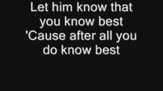 The Fray - How to save a life (lyrics), via YouTube.