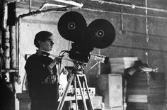 Andy Warhol shooting 'Harlot', 1964