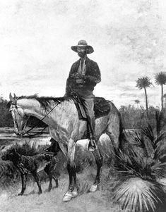 Frederic Remington: Florida Cowboy