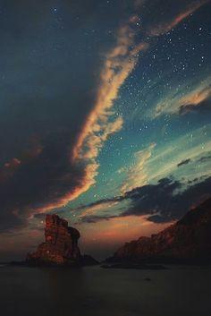 Starry starry night :) #night #stars #sky