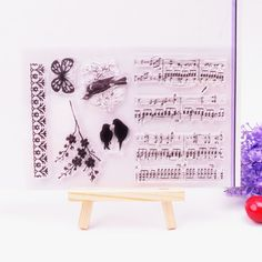 Clear Stamp The album diary account with a rubber hand card chapter finished chapter transparent seal stamp and bird notes,High Quality diary with lock and key,China diary lock and key Suppliers, Cheap diary from BESTA HOME on Aliexpress.com