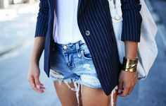 #denim #shorts #jeans #casual #fashion