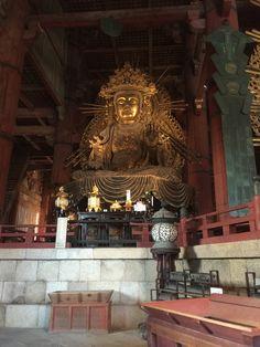 Lotus Petal of Buddha Pedestal, Todai-Ji Temple, Nara Park
