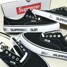 9b7e423a Supreme Vans Fresh Outfits, Cool Outfits, Sneakers Fashion, Vans Sneakers,  Skate Wear