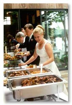 1000 Images About Wedding Buffet Ideas On Pinterest