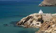 Agioi Anargiroi - Anafi // GREECE Mykonos, Santorini, Paros, Small Island, Archipelago, Greek Islands, Lighthouses, Deep Blue, Greece