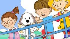 How many bears? - Three bears. (Easy Dialogue) - English video for Kids ...