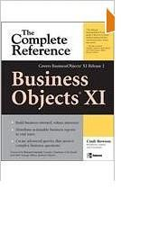 BusinessObjects XI (Release 2): The Complete Referencehttp://sapcrmerp.blogspot.com/2012/03/businessobjects-xi-release-2-complete.html