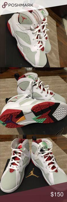 Jordan 7 retro hare kids Clean never worn brand new Jordan Shoes Sneakers