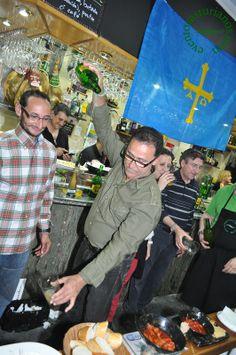 #Espicha #Sidra #Escanciar #Cider #Quecorralasidra