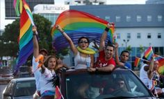 """Celebran """"caravana del orgullo"""" en RD   NOTICIAS AL TIEMPO"""