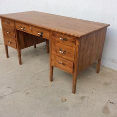 Lovely teak writing table
