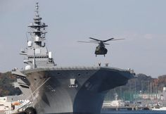 Japan plans to send largest warship to South China Sea - http://conservativeread.com/japan-plans-to-send-largest-warship-to-south-china-sea/