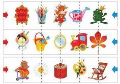 Kartynky Preschool Learning, Pre School, Puzzles, Worksheets, Kindergarten, Printables, Crafts, Sorting, Facebook